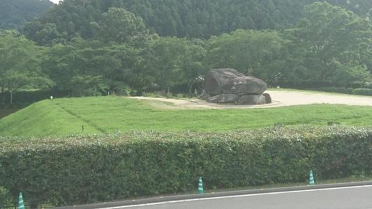 奈良県 飛鳥、石舞台